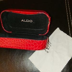 Aldo sunglasses case